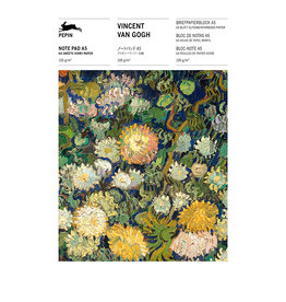 Pepin Press Vincent van Gogh A5 notepad, 64 sheets