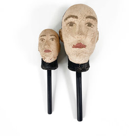 Vintage rubber heads Amsterdam Opera L