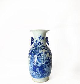 Vintage 19th century vase