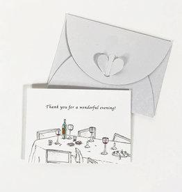 Marlies Boomsma Gift card wonderful evening