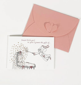 Marlies Boomsma Birth gift card -Girl