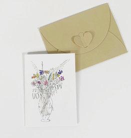 Marlies Boomsma Gift card Flowers