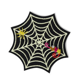 Macon&Lesquoy Patch  - Spider's web