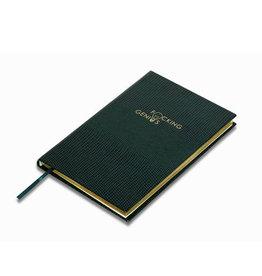 Sloane Stationary F*cking genius - pocket noteboek - green