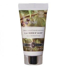 Tadé Organic Aleppo extra mild laurel oil hand cream (30 g)