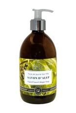 Tadé Aleppo liquid soap for dry skin - 15% organic laurel oil (500 ml)