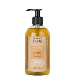 Marius Fabre Sandalwood liquid Marseille soap (400 ml)