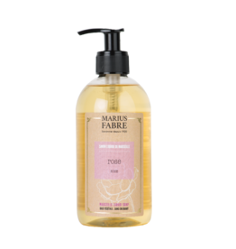 Marius Fabre Rose liquid Marseille soap (400 ml)