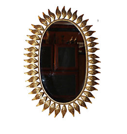 Vintage Vintage sun mirror