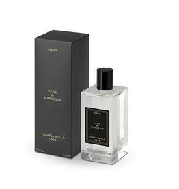 Cerería Mollá 1899 Basil & Mandarin room spray (100 ml)