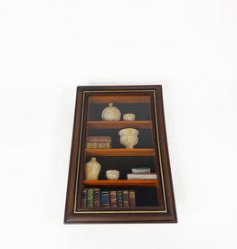 Viewing cabinet