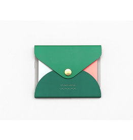 Yamama Sticky notes in green cover