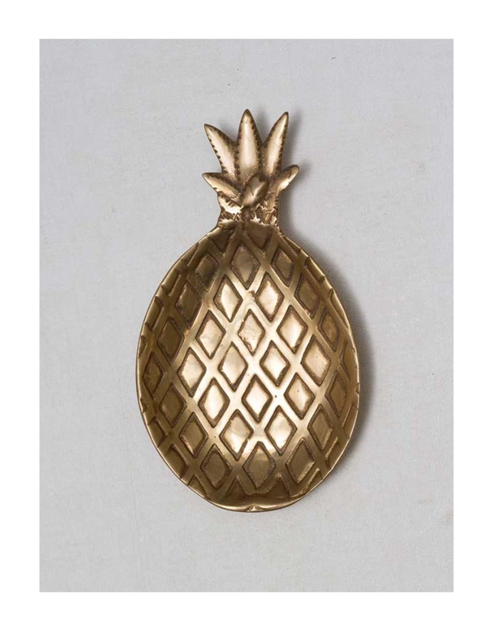 Trincket tray pineapple