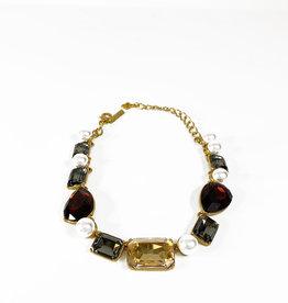 Vintage Statement necklace by Oscar de la Renta