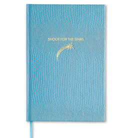 Sloane Stationary Shoot for the Stars pocket notebook (A6)