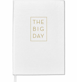 Sloane Stationary The Big Day wedding planner notebook (A5)