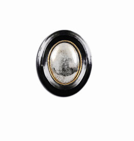 19th Century Witch Mirror Oval small