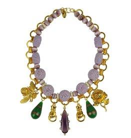 Katerina Psoma Short statement necklace
