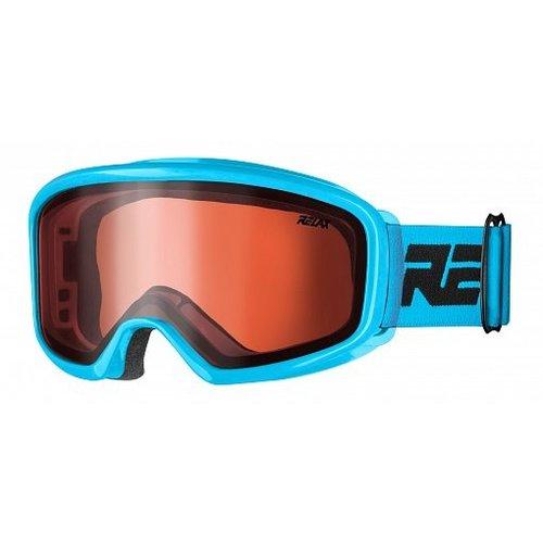 Relax Kinder Skibril Arch Blauw
