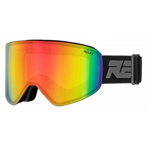 Relax X-Fighter Skibril Zwart
