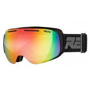 Relax Axis Skibril Zwart