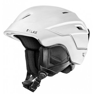 Relax Bat Skihelm Wit