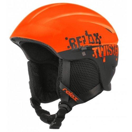 Relax Twister Skihelm Oranje