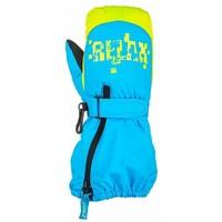 Puzzyto Kinder Winter handschoenen Blauw
