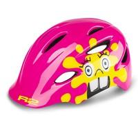 Kinder fietshelm Ducky Yellow Splash