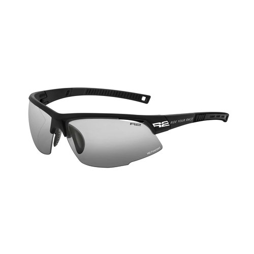 R2 Racer Sport Zonnebril Midnight Black