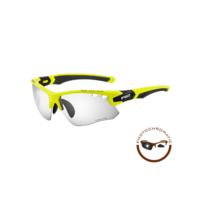 Crown Sport Zonnebril Groen/Zwart