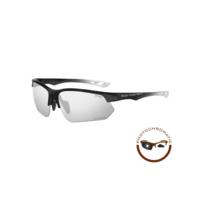Drop Sport Zonnebril Zwart/Wit