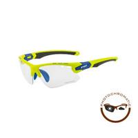 Crown Sport Zonnebril Geel/Blauw