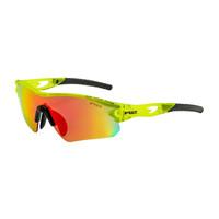 Proof Sport Zonnebril Geel/Zwart