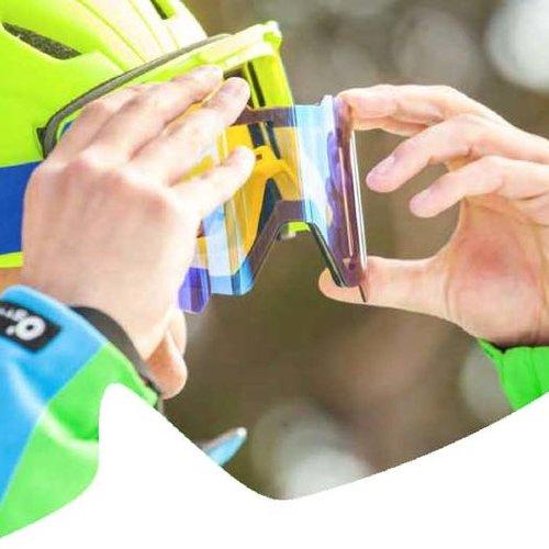 Wintersport brillen