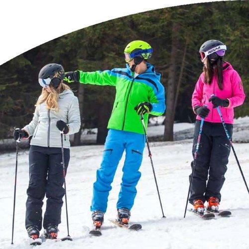 Wintersport helmen