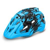 Wheelie Fietshelm Blauw voor Kinderen
