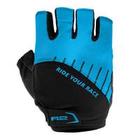 Vouk Fietshandschoenen Zwart/Blauw