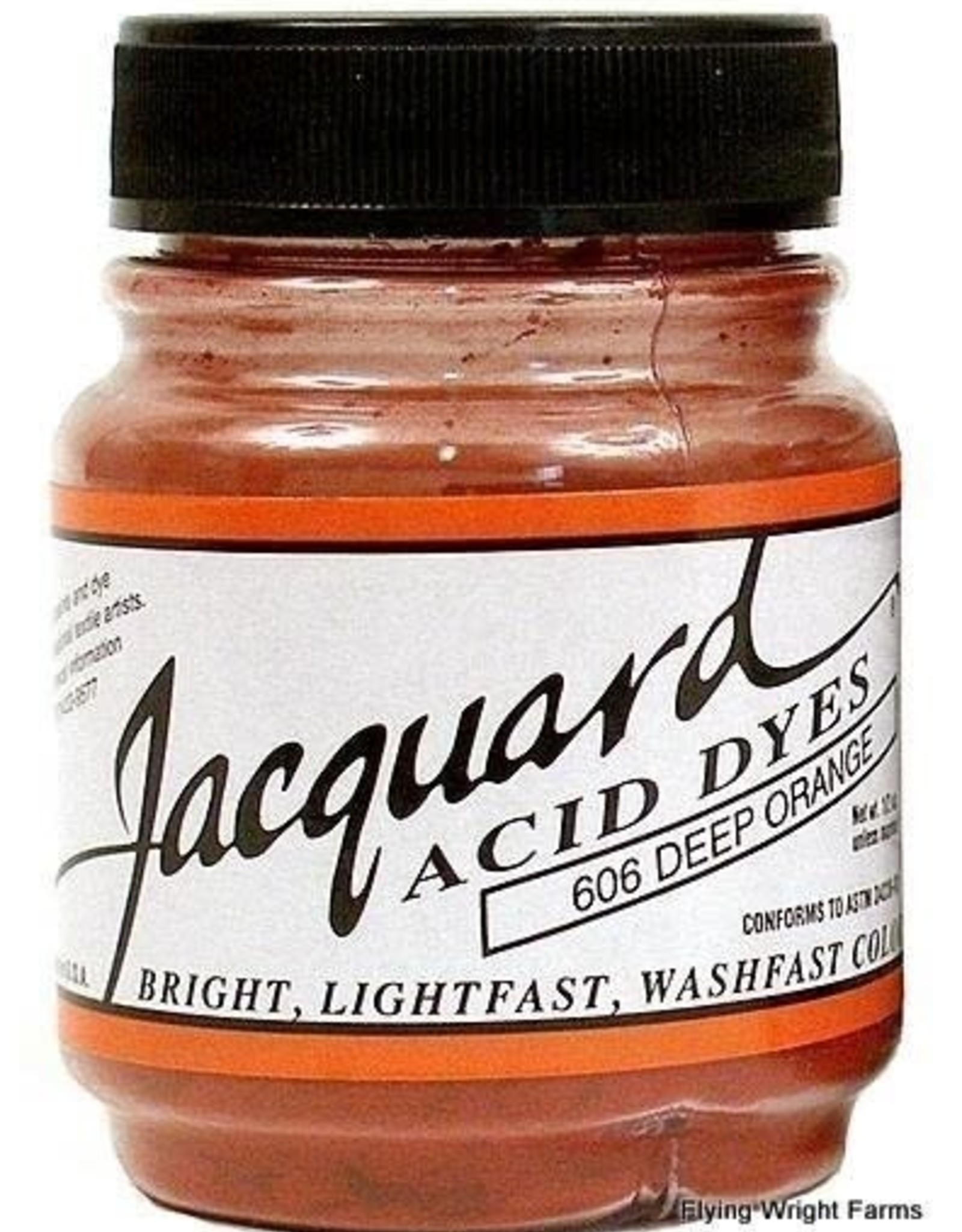 Jacquard Jacquard Acid Dye Deep Orange