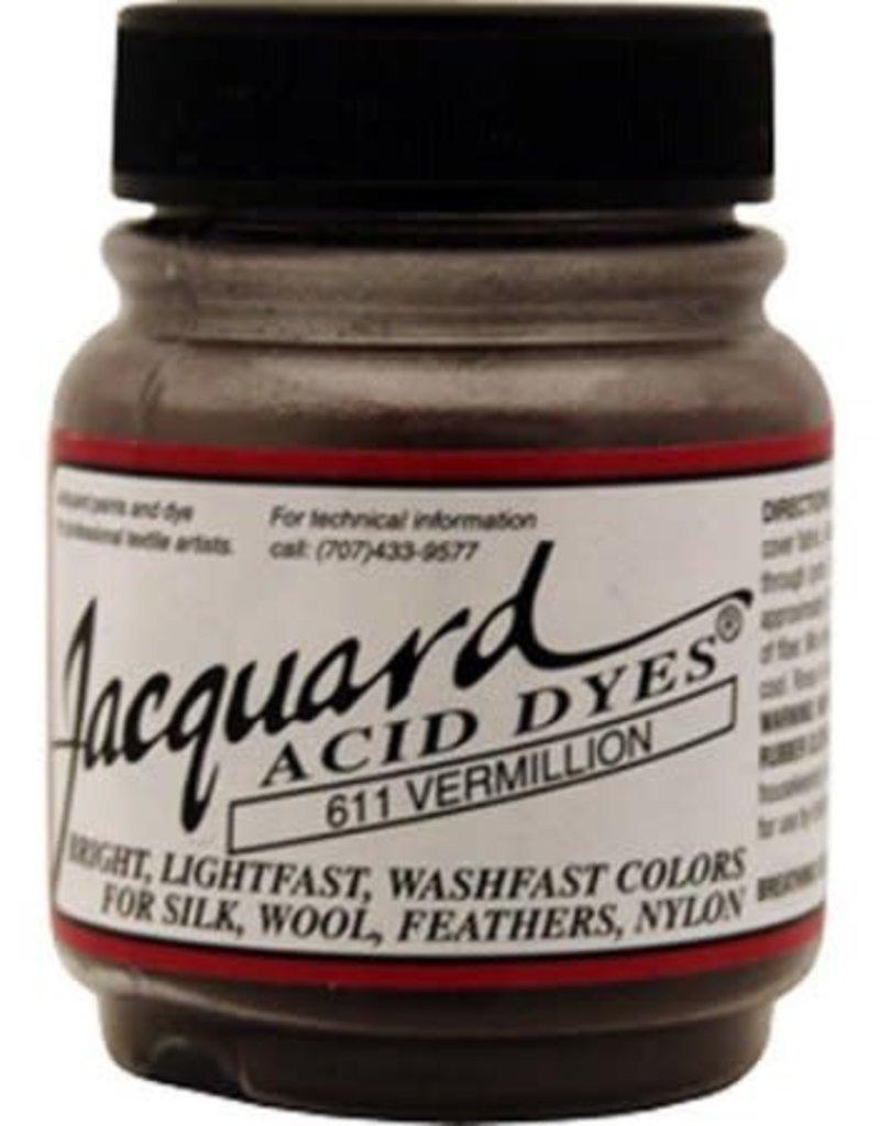 Jacquard Jacquard Acid Dye Vermillion
