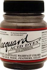 Jacquard Jacquard Acid Dye Crimson