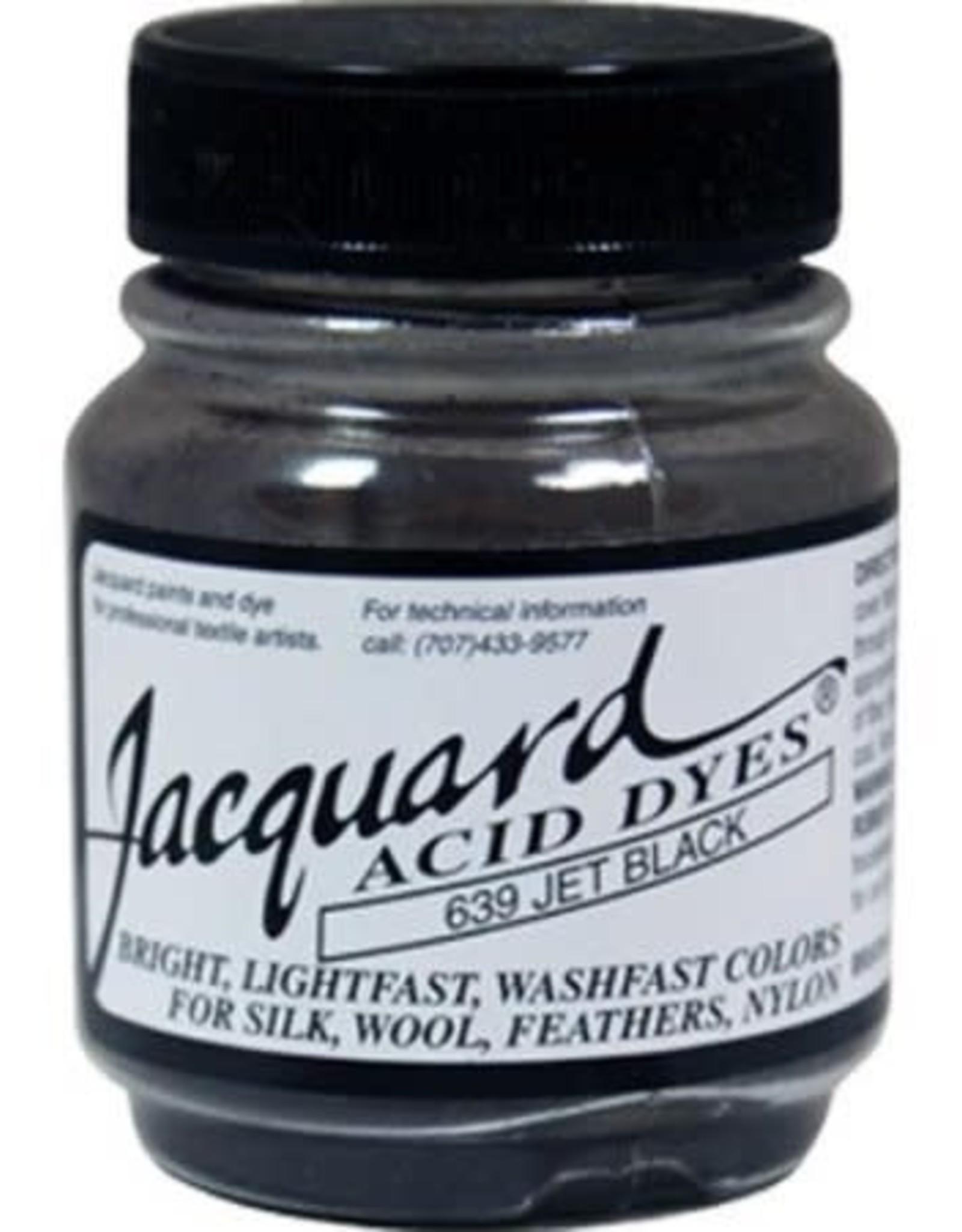 Jacquard Jacquard Acid Dye Jet Black
