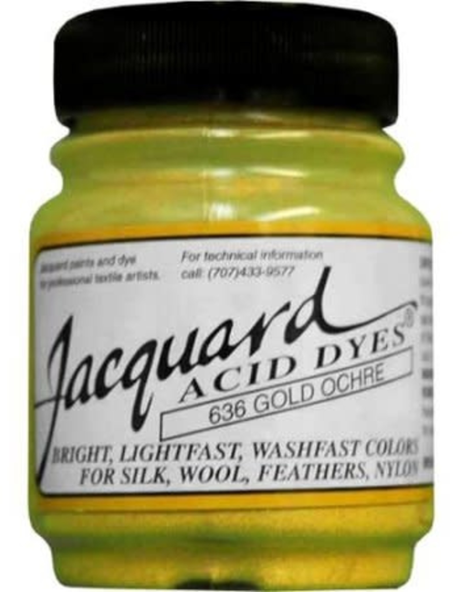 Jacquard Jacquard Acid Dye Oker, Goud