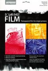 Jacquard  SolarFast Film pour impressions solaires avec photo's.