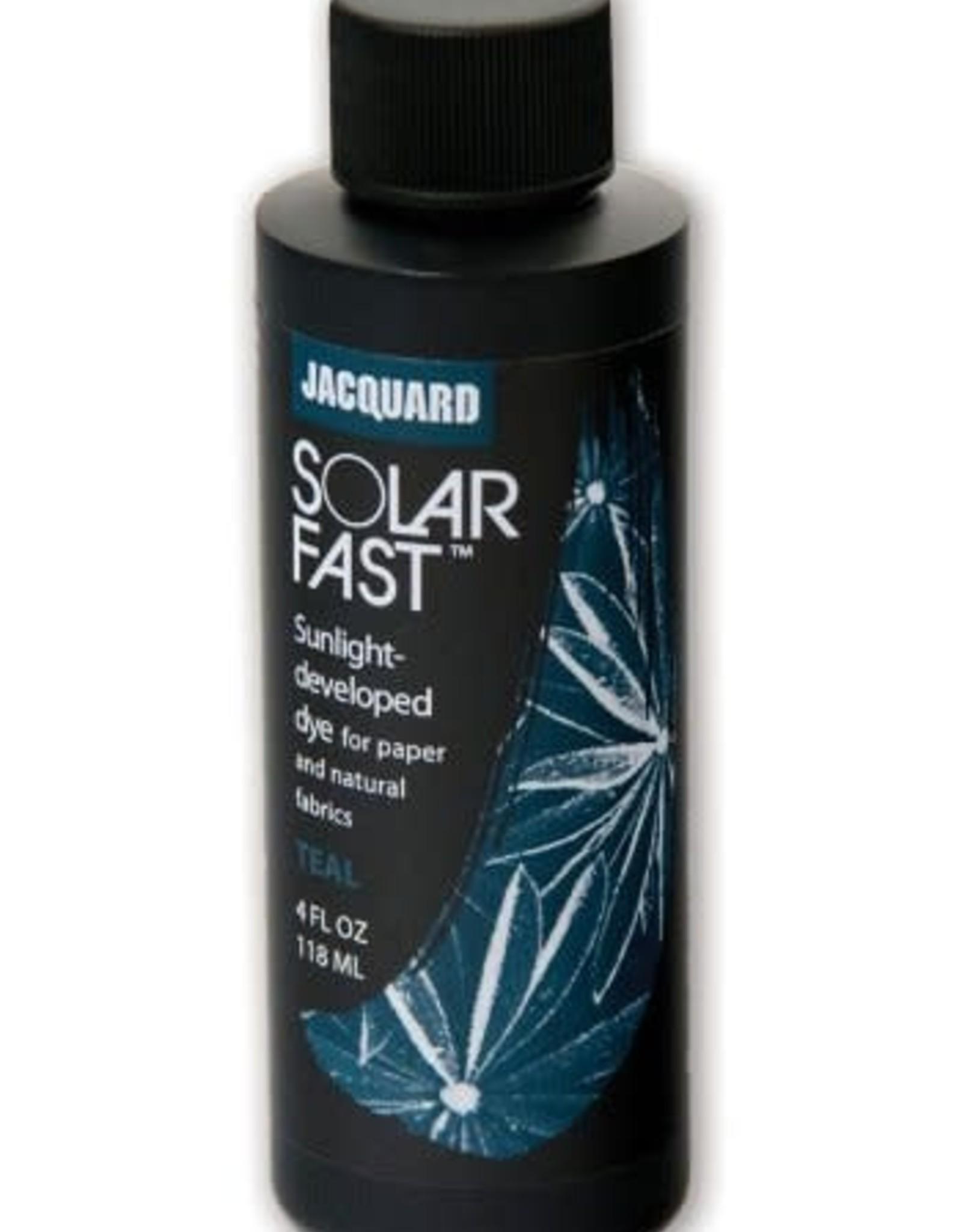 Jacquard SolarFast ist Farbe, die sich in der Sonne entwickelt!