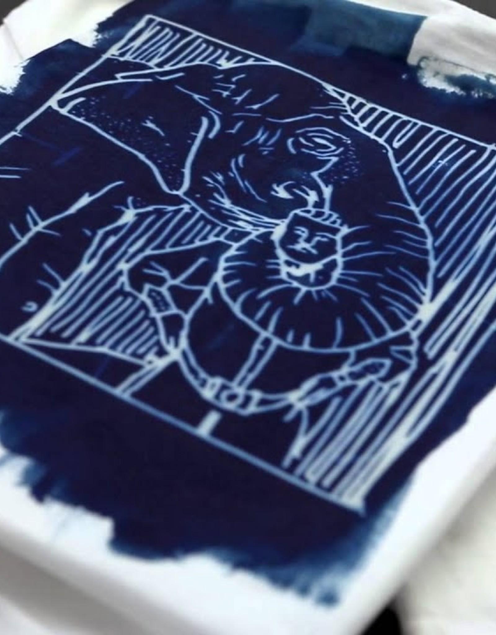 Jacquard SolarFast Film Marker für ein gezeichnetes Negativ!