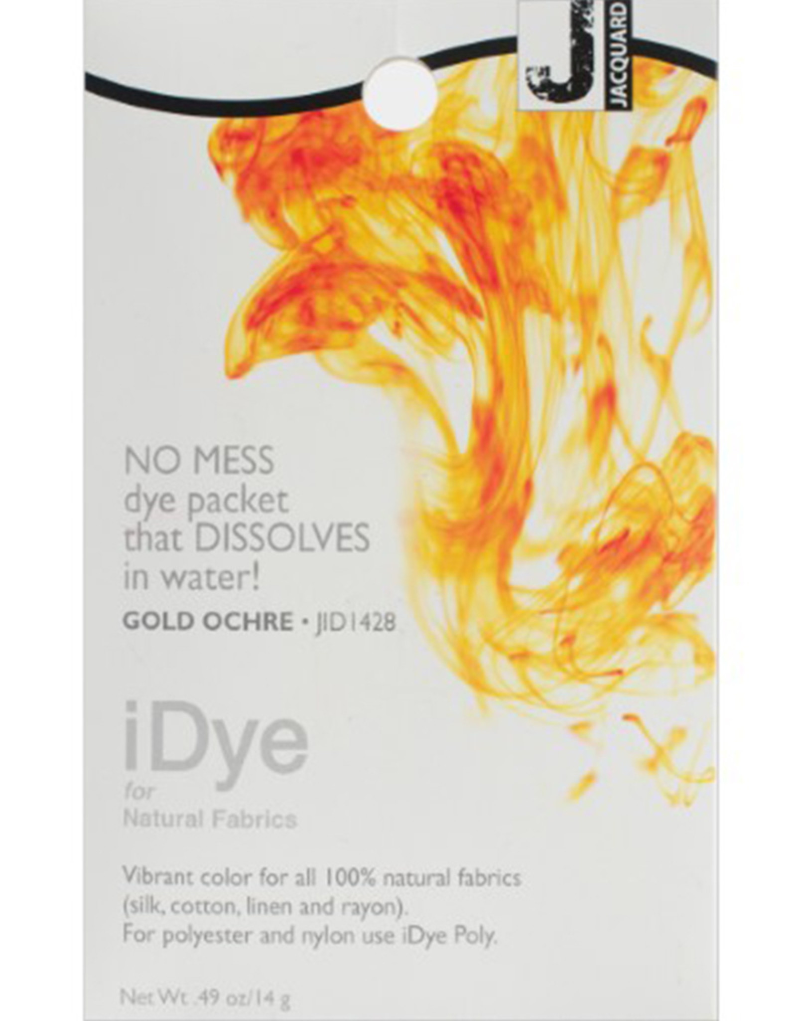 Jacquard Jacquard iDye Gold Ochre