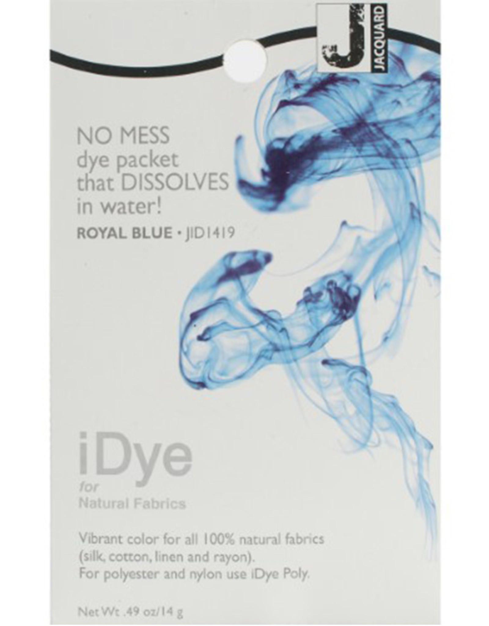 Jacquard iDye Royal Blue