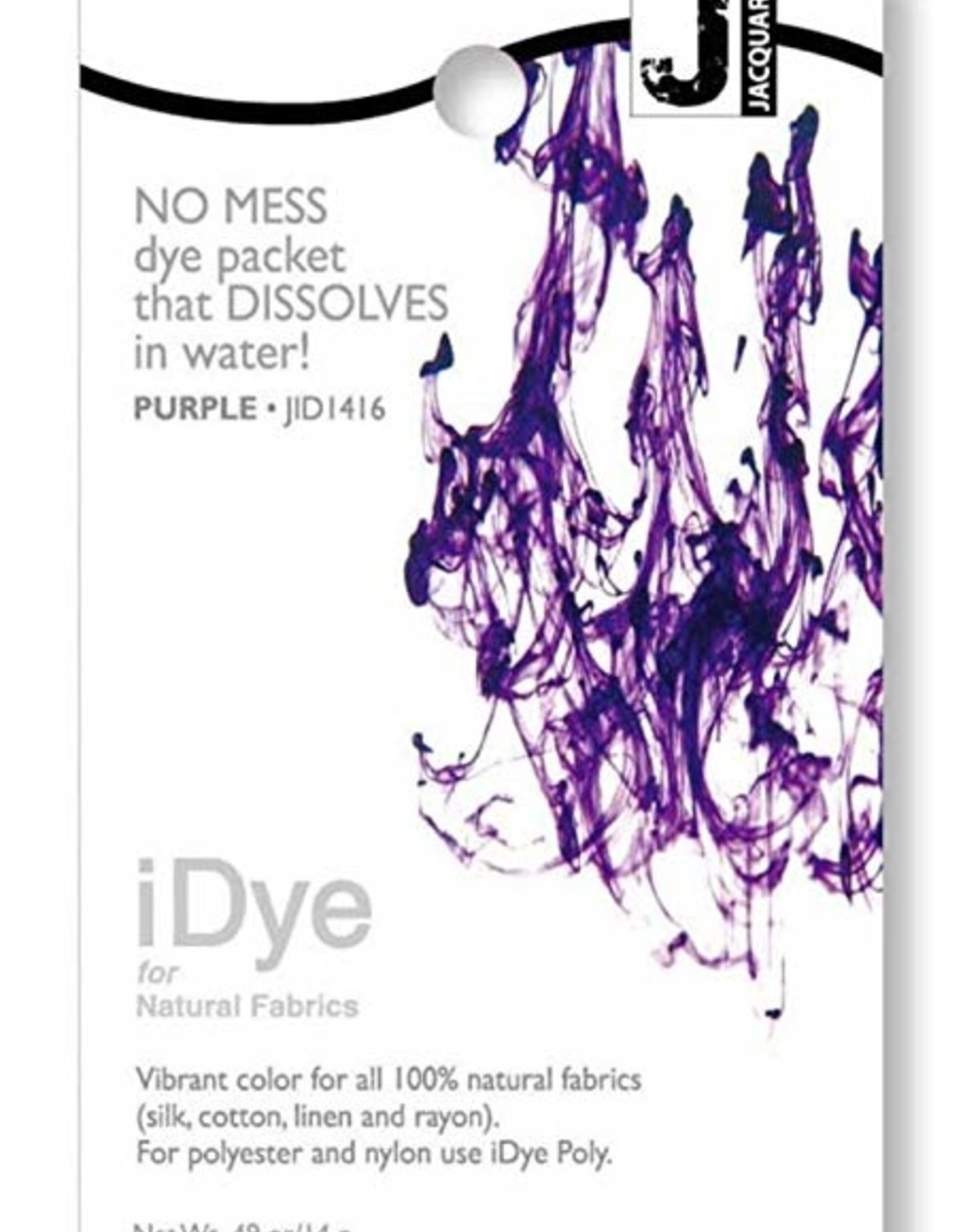 Jacquard iDye Purple