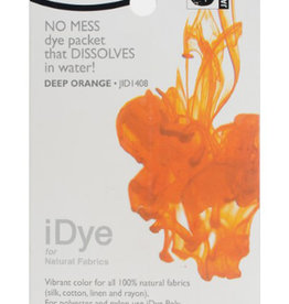 Jacquard iDye Deep Orange